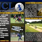 National Cricket League 2020 – NCL